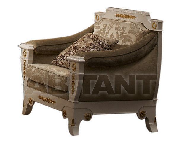 Купить Кресло Soher  Classic Furniture 4152 LC/B-OR