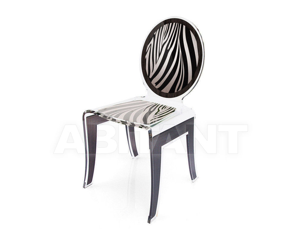 Купить Стул Acrila Wild Wild Chair Zebra White