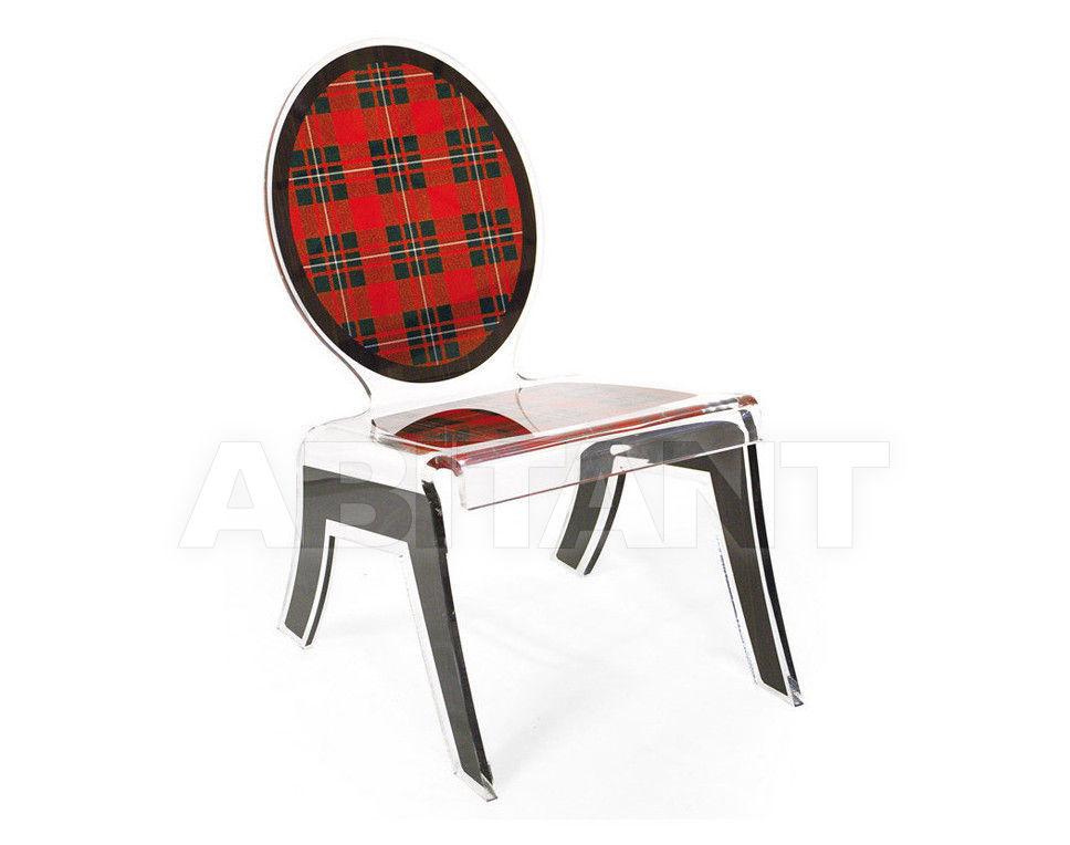 Купить Стул Acrila Wild Wild medallion relax chair Tartan