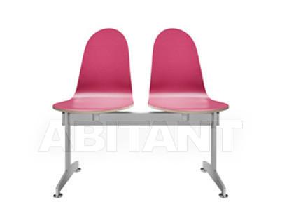 Купить Кресла для залов ожидания Parri Design Emotional Shapes Caramella/P2 2L