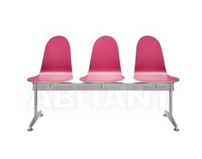 Купить Кресла для залов ожидания Parri Design Emotional Shapes Caramella/P3 2L