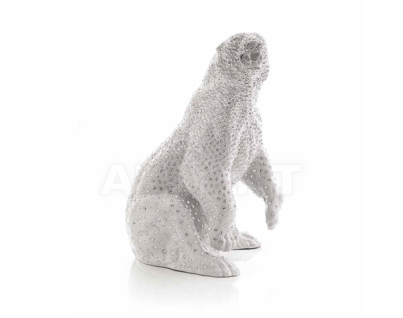 Купить Статуэтка KING POLAR BEAR Villari Limited Edition 10.3745-102