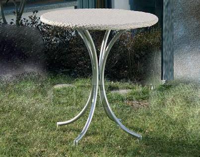 Купить Стол для террасы Frigerio Carlo Funny Wicker TTR70 2