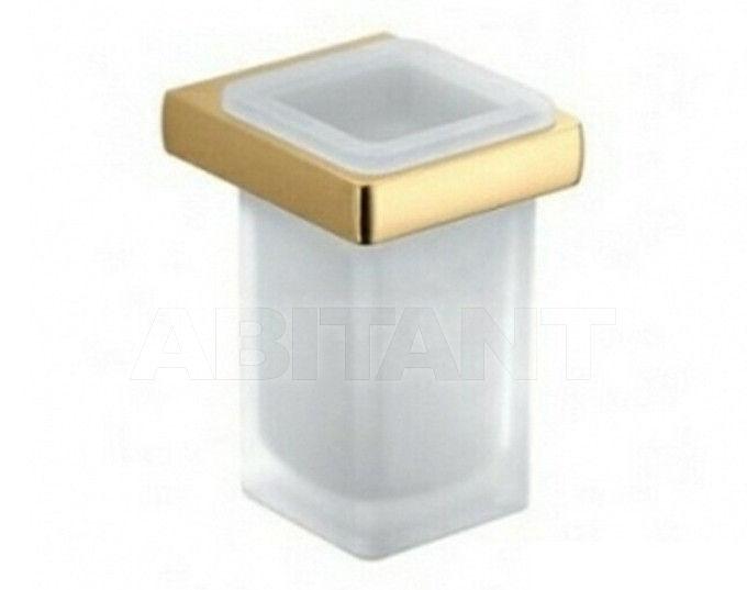 Купить Стакан для зубных щеток Colombo Design Lulu B6202.gold