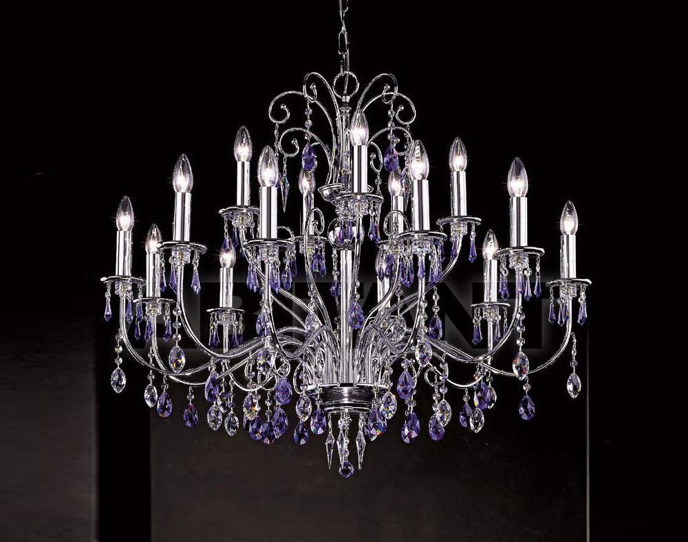 Купить Люстра Beby Group Violet 0118B02 2