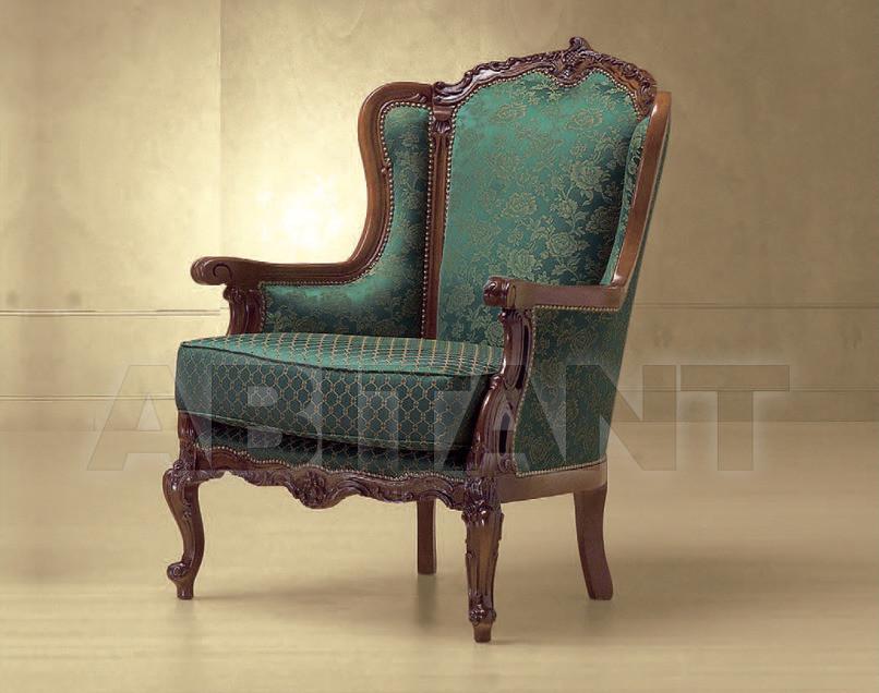 Купить Кресло Ludovica Morello Gianpaolo Red 633/K POLTRONA LUDOVICA