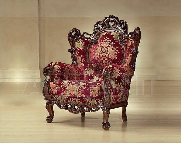 Купить Кресло Casanova Morello Gianpaolo Red 100/K POLTRONA CASANOVA