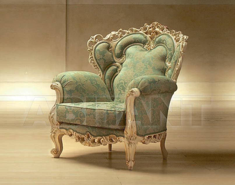 Купить Кресло Alba Morello Gianpaolo Red 489/K POLTRONA ALBA