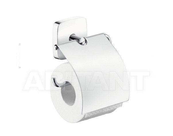 Купить Держатель для туалетной бумаги Hansgrohe Purevida 41508000