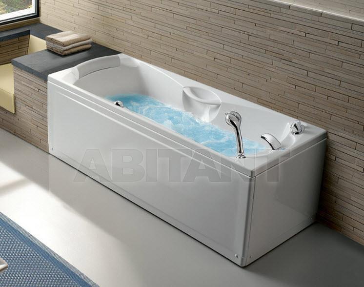 Купить Ванна гидромассажная BluBleu Timeless White Amy