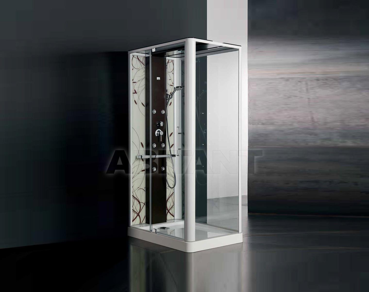 Купить Гидромассажный бокс Glass 1989 S.r.l. Spa kama 120/80