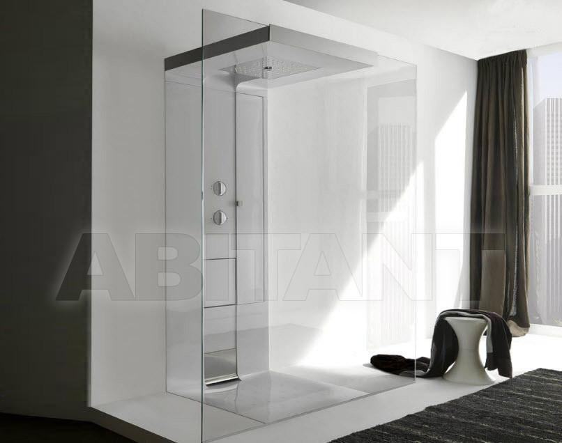 Купить Гидромассажный бокс Gruppo Treesse Shower Cabins BO280 B W