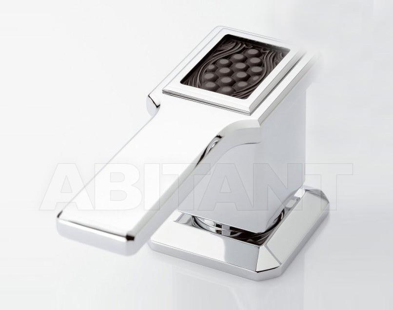Купить Вентиль THG Bathroom A2M.50/4/VG Metropolis black crystal with lever
