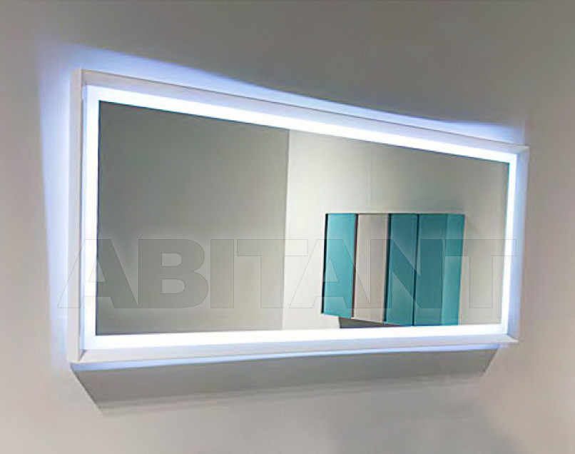Купить Зеркало Antonio Lupi Soffioni E Rubinetteria SFOGLIA175