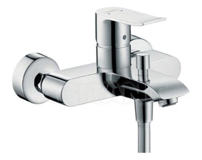 Купить Смеситель для ванны Hansgrohe Metris 31480000