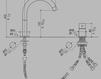 Смеситель для раковины MGS Minimal Beauty 2012 0260MB238B Современный / Скандинавский / Модерн