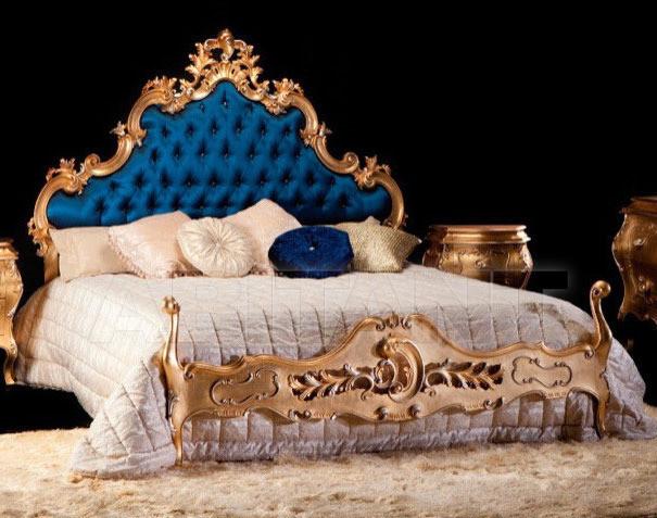 Купить Кровать MAXIM Exedra furniture srl Sogno Barocco MAXIM