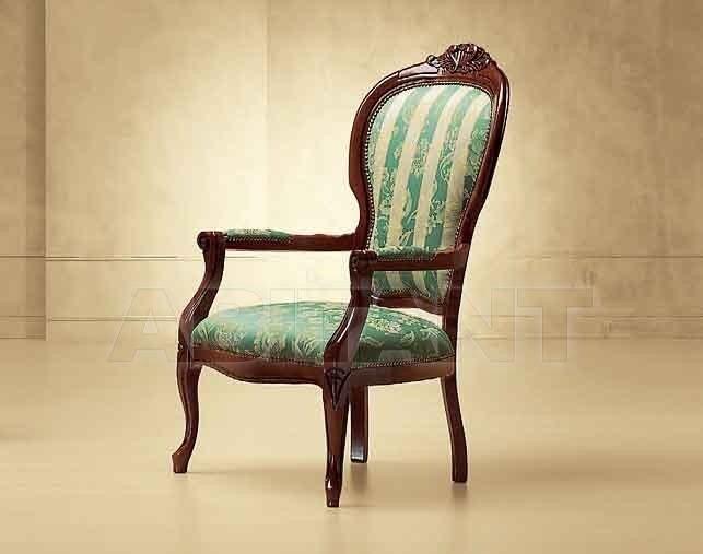 Купить Кресло Genovese Morello Gianpaolo Red 636/K