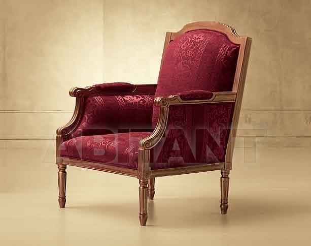 Купить Кресло Amerigli Morello Gianpaolo Red 107/K POLTRONA AMERIGLI