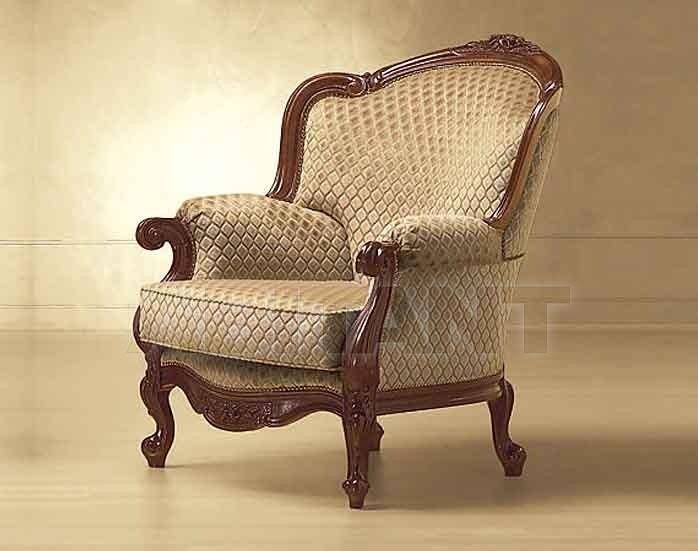 Купить Кресло Vittoria Morello Gianpaolo Red 106/K POLTRONA VITTORIA