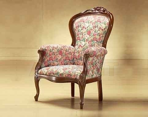 Купить Кресло Delle Rose Morello Gianpaolo Red 277/K POLTRONA DELLE ROSE