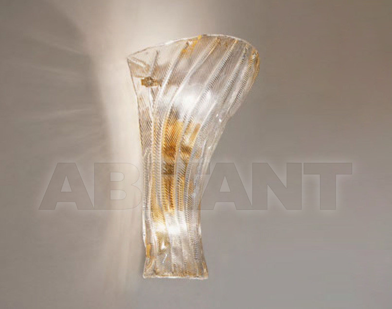 Купить Светильник настенный Sylcom s.r.l. Suite 1399 D ORO