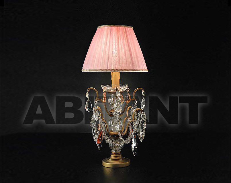 Купить Лампа настольная Lampart System s.r.l. Luxury For Your Light 3850 P
