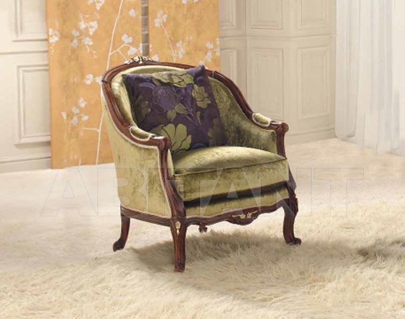 Купить Кресло Gold Confort Aramis Aramis poltrone green