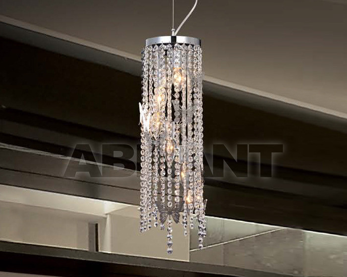 Купить Светильник Crystallux Crystallux 2014 BLOOM SP CROMO