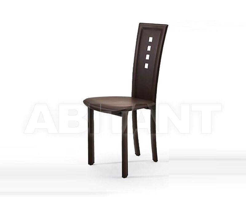Купить Стул Serico sas Iralian Furniture Leather  Sedie CLEO 9/F