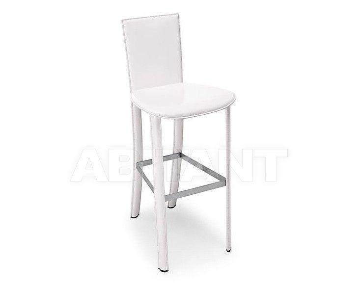 Купить Барный стул Serico sas Iralian Furniture Leather  Sgabelli Cleo 80