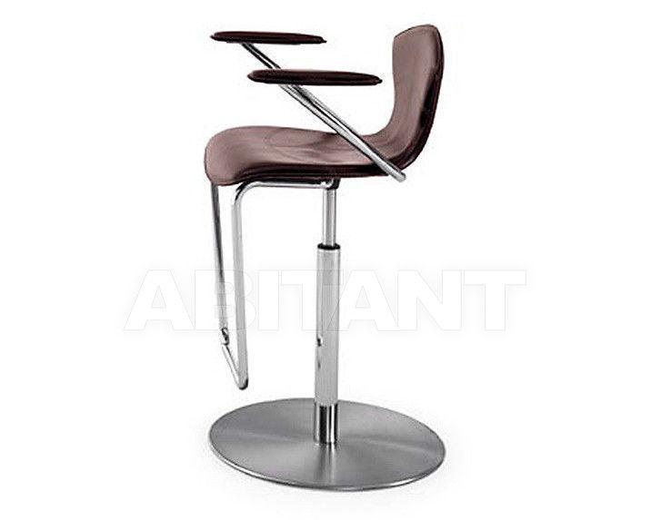 Купить Барный стул Serico sas Iralian Furniture Leather  Sgabelli KIRA/BR