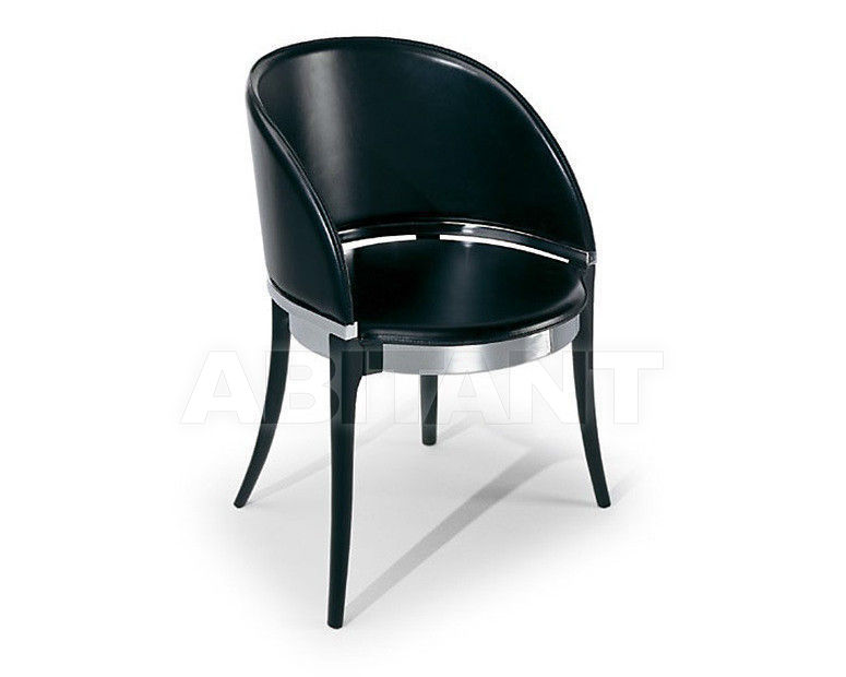 Купить Стул с подлокотниками Serico sas Iralian Furniture Leather  Sedie Moon