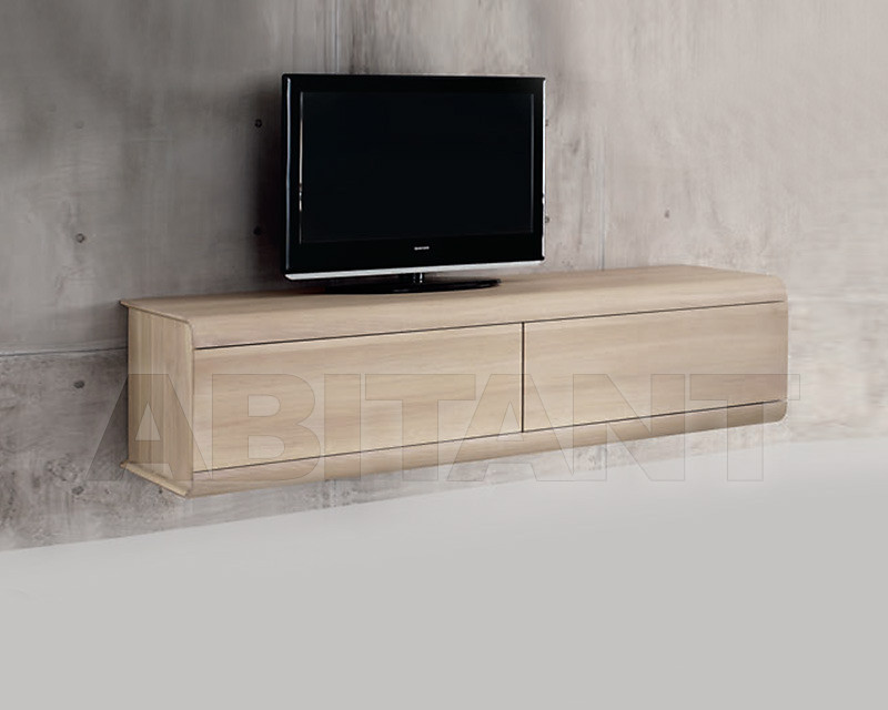 Купить Тумба TV CURVE Domus  Arte Charming Oak SM/16