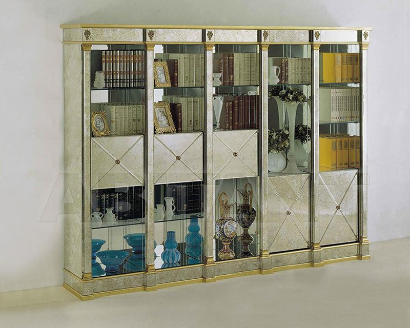 Купить Библиотека MP 2 Antique Mirror LIB-74-5V