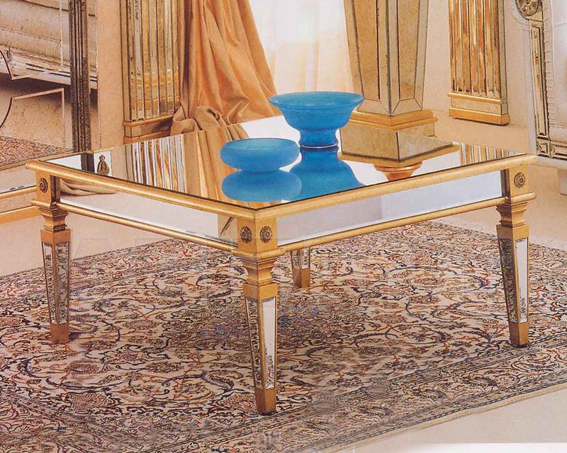 Купить Столик журнальный MP 2 Antique Mirror TS-74 Q