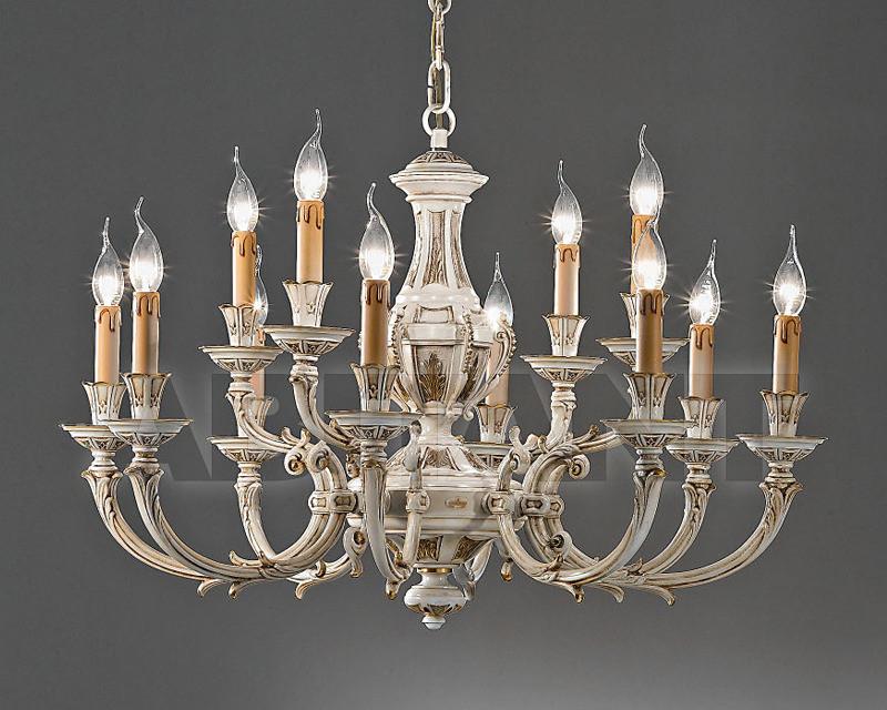 Купить Люстра Possoni Illuminazione Ricordi Di Luce 888/8+4-091