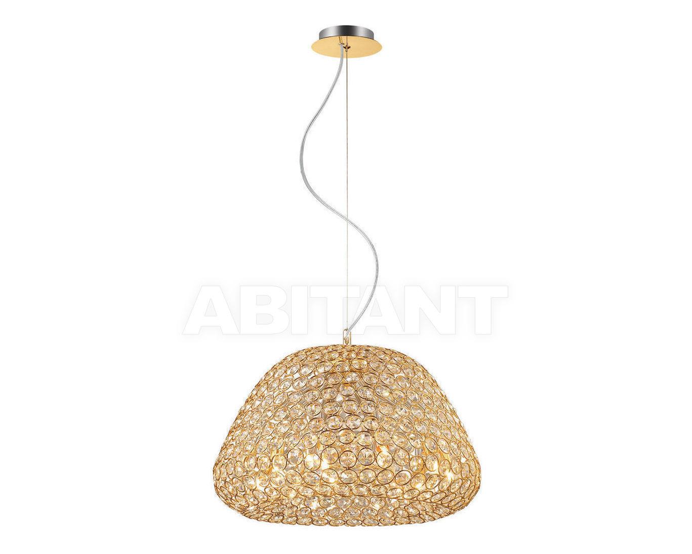 Купить Светильник Ideal Lux 2013-2014 KING SP10 ORO