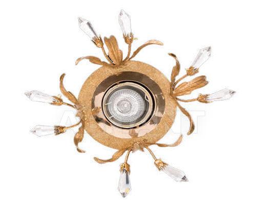 Купить Встраиваемый светильник Tredici Design Tredici Design Collections 1347.1SPOT RECE