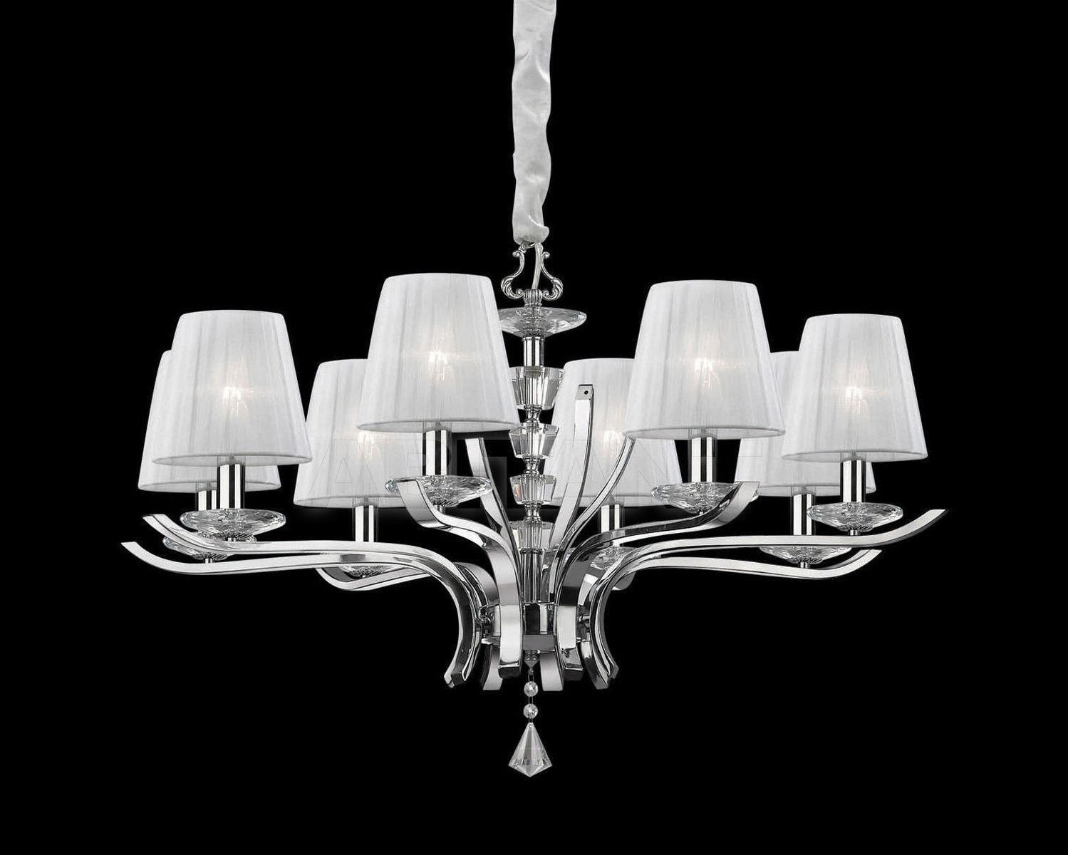 Купить Люстра Ideal Lux 2013-2014 PEGASO SP8