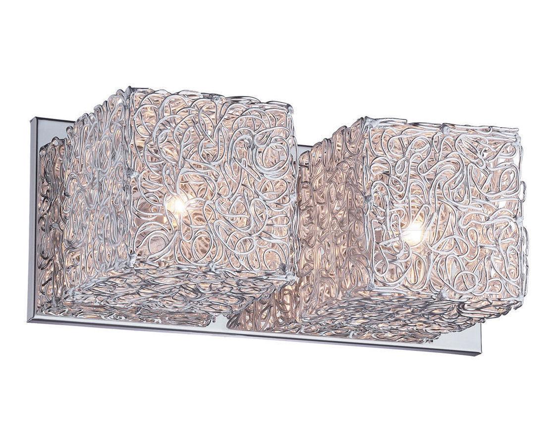 Купить Светильник настенный Ideal Lux 2013-2014 QUADRO AP2