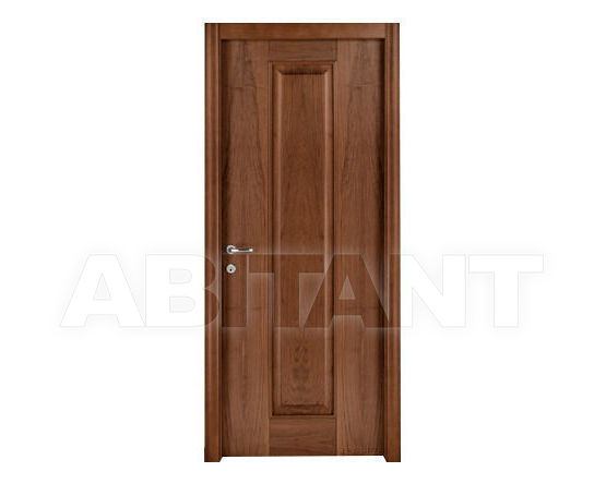 Купить Дверь деревянная Fioravazzi Classiche ARIANNA 5 CIECA Noce nazionale fiammato