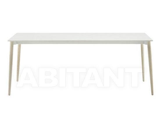 Купить Стол обеденный Pedrali Fixed Tables TML_190X90 white