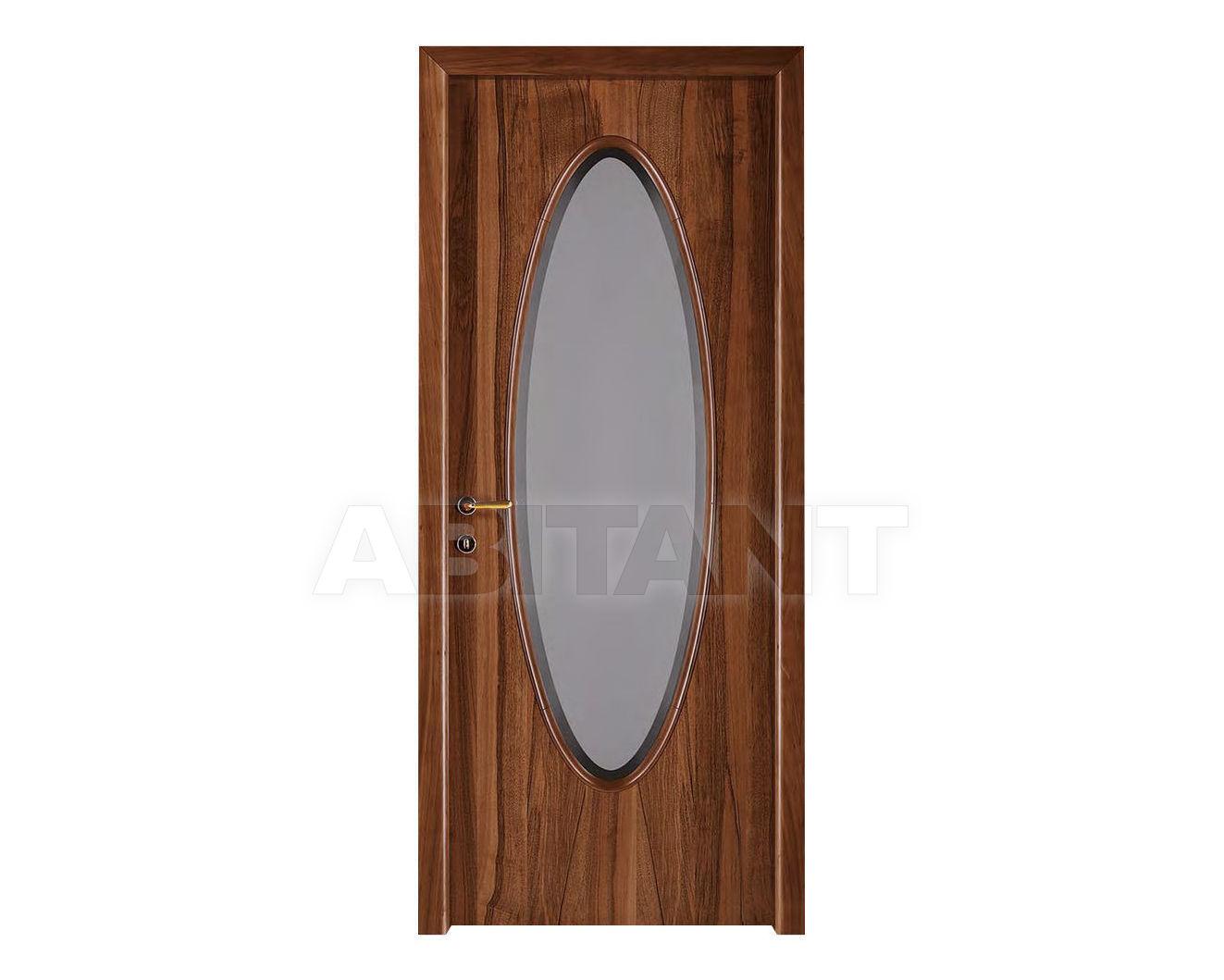 Купить Дверь деревянная Fioravazzi Pantografate ELLISSE VETRO TOP
