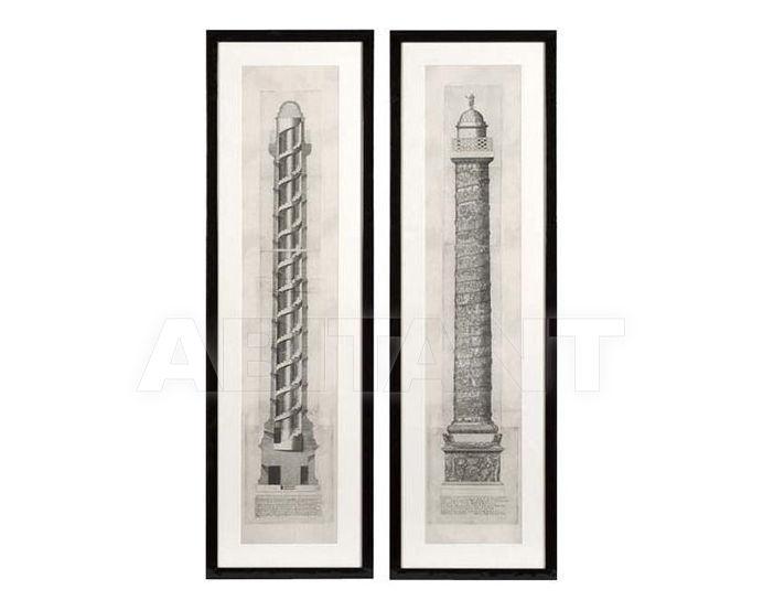 Купить Картина Columna  Eichholtz  Accessories 106539