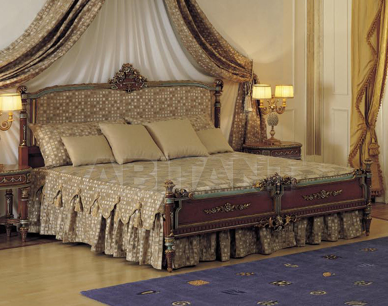 Купить Кровать BOMACA Asnaghi Interiors Bedroom Collection 982252