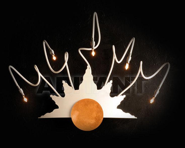 Купить Светильник настенный Lucifero Parete 6028/5 VB