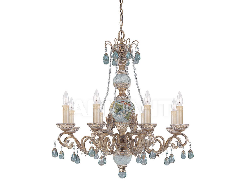 Купить Люстра Savoy House Europe  Cerulean 1-1185-8-121