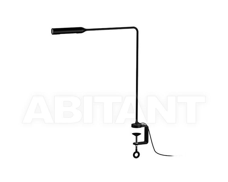 Купить Лампа настольная Lumina Italia srl Tavolo Flo Clamp