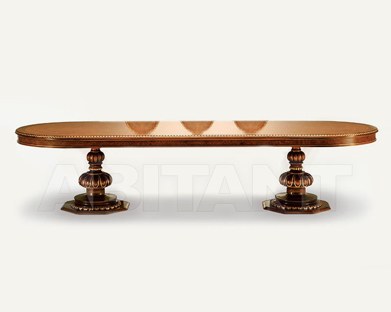 Купить Стол для конференц-залов Fratelli Radice 2013 260 tavolo ovale con 2 basi